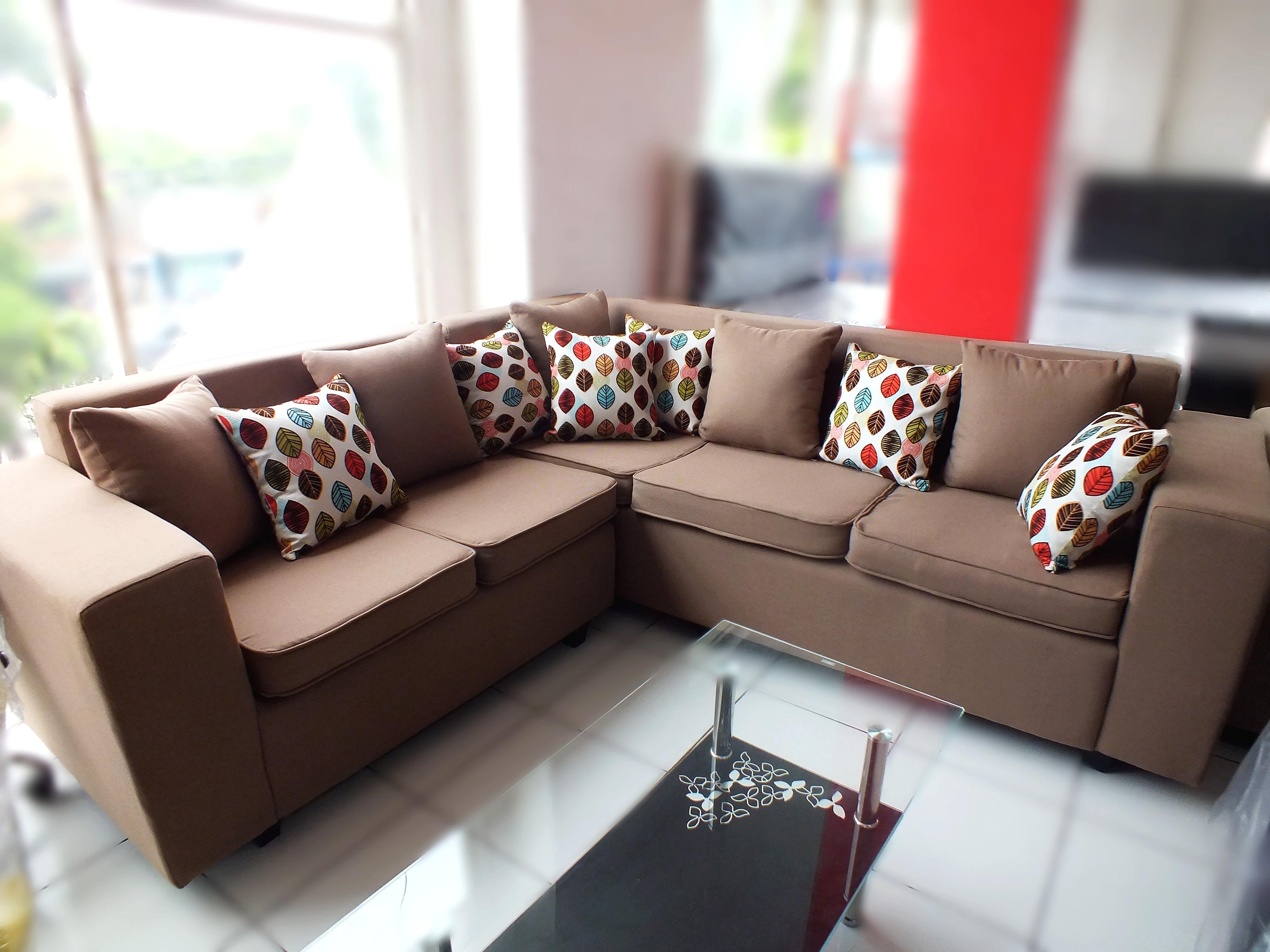 Sofa L Isyana