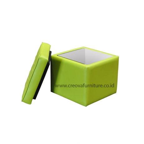 creova kursi puff dekorasi dengan storage | toko /jual